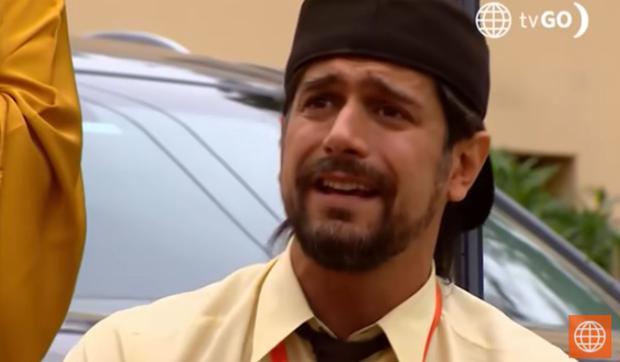 Pacho dans la quatrième saison.  (Photo: Amérique TV)