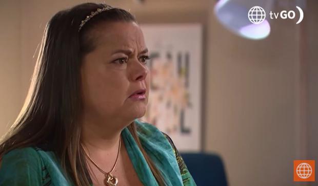 Cristina dans la quatrième saison.  (Photo: Amérique TV)