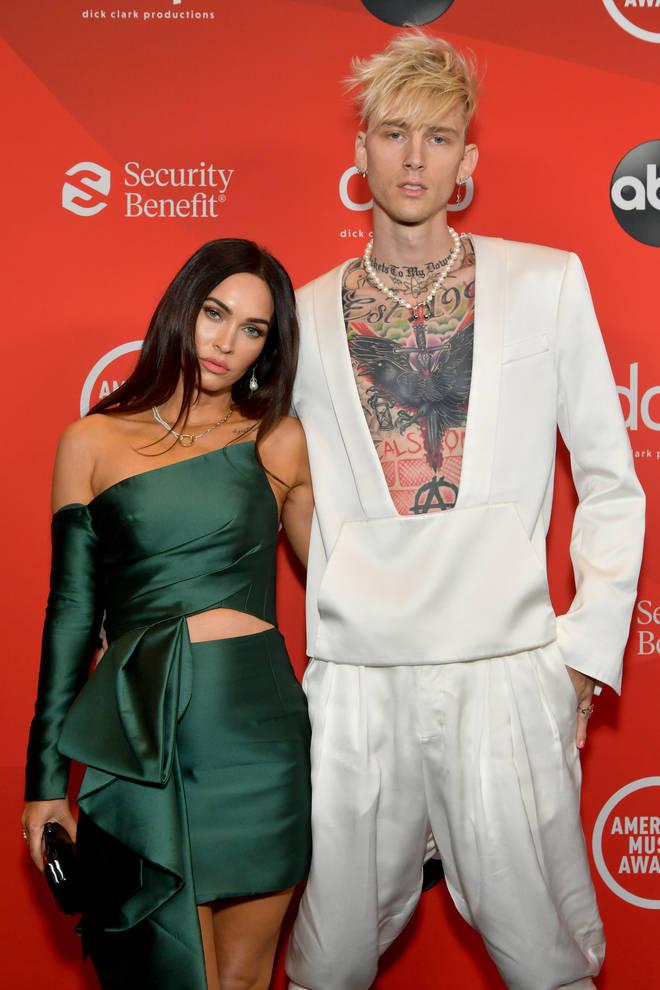2020 American Music Awards - Dans les coulisses