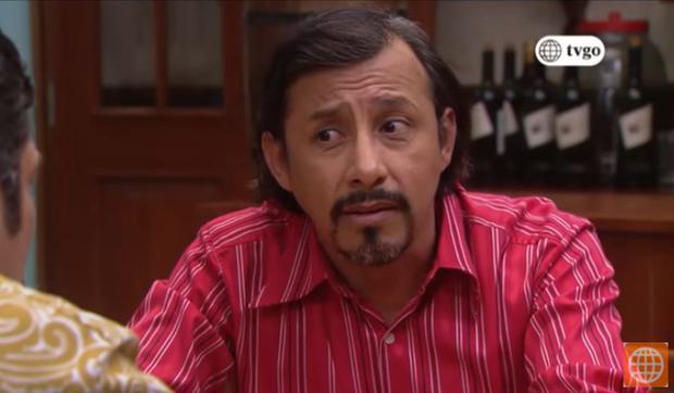 L'acteur comme la Grande Chalona.  (Photo: Amérique TV)