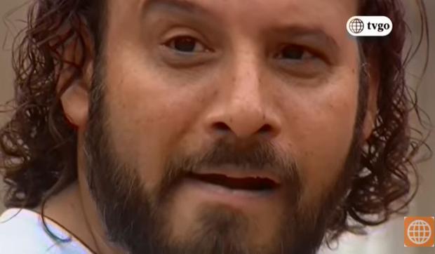 L'acteur d'El Chato ou l'enfant de chœur de Duende.  (Photo: Amérique TV)