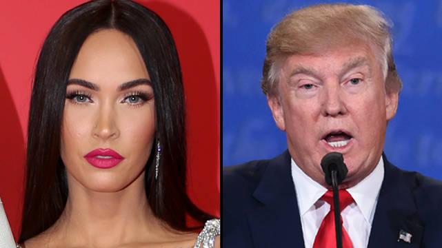 Megan Fox Répond Au Contrecoup Après Avoir Déclaré Que Trump