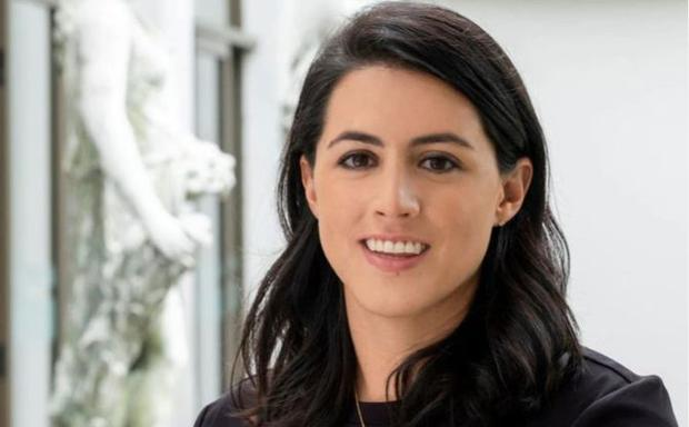 Alejandra Ríos Spinola a exercé son rôle d'entrepreneur dans le domaine culinaire (Photo : Sony Channel)