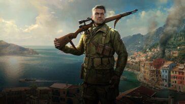 L'ancien jeu PS Plus Sniper Elite 4 reçoit une mise à jour PS5 gratuite