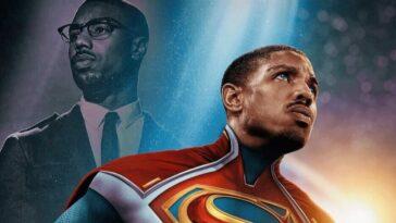 La Série Limitée Val Zod Superman De Michael B. Jordan En