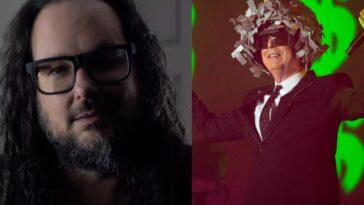"""Le chanteur de Korn partage sa version obsédante de """"C'est un péché"""""""