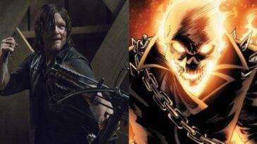 Norman Reedus veut jouer à Ghost Rider dans le MCU