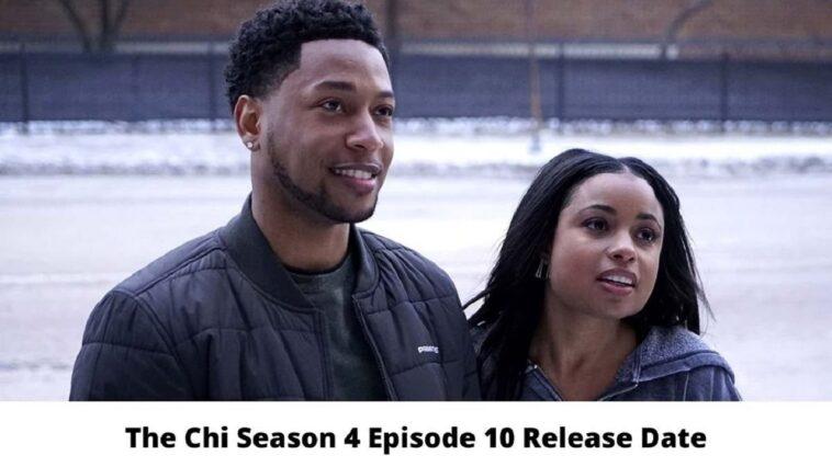 The Chi Saison 4 Episode 10: Date De Sortie, Distribution,