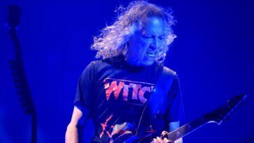 Kirk Hammett revient sur le 40e anniversaire de Metallica