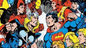 C'était un élément important de DC et prétend maintenant que Marvel est meilleur