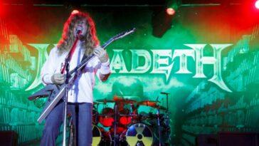 Dave Mustaine révèle le titre du nouvel album de Megadeth