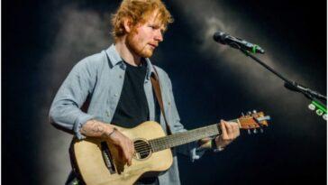 Ed Sheeran est venu à envisager de se retirer de la musique