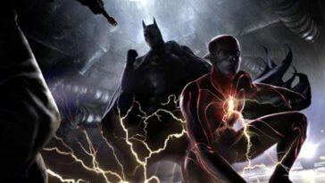 Batman a un nouveau costume et un nouveau véhicule en un éclair