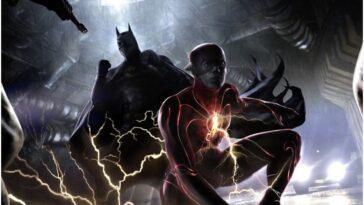 The Flash: Set Pictures révèle un nouveau véhicule Batman