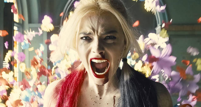 Margot Robbie incarne Harley Quinn