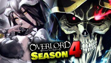 Overlord Saison 4 : Ce Que Nous Savons Jusqu'à Présent