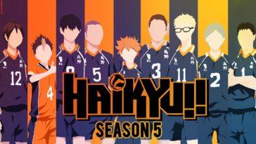 Haikyuu Saison 5 : Ce Que L'on Sait Jusqu'à Présent
