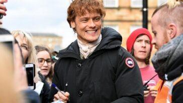 Sam Heughan révèle la raison pour laquelle il a failli refuser d'être dans Outlander