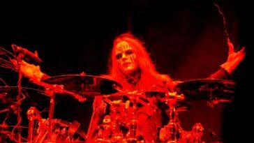 Joey Jordison, ancien batteur de Slipknot, décède à 46 ans