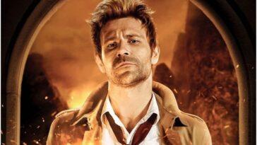 Matt Ryan ne jouera plus Constantine dans le «Arrowverse»