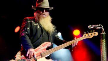 Décès de Dusty Hill, bassiste et membre fondateur de ZZ Top