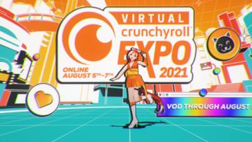 Comment et quand voir la Virtual Crunchyroll Expo 2021 en Amérique latine