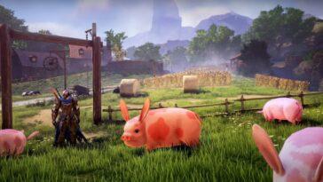 Oui, vous pouvez gérer une ferme dans Tales of Arise