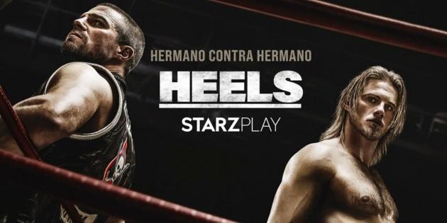StarzPlay : à la sortie de Heels, la nouvelle série sur le catch