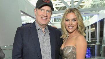 Marvel a pris parti dans le conflit entre Scarlett Johansson et Disney