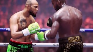 PS5, PS4 Boxing Sim eSports Boxing Club continue de paraître époustouflant