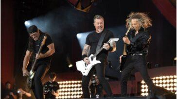 """Metallica partage la version instrumentale de """"Nothing Else Matters"""""""