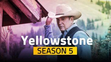 Cole Hauser Sur La Cinquième Saison De Yellowstone