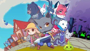Kitaria Fables est à moitié RPG d'action, à moitié Farming Sim, à l'aventure sur PS5, PS4 en septembre