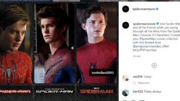 3 Acteurs De Spiderman