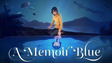 A Memoir Blue est un poème interactif dépourvu de mots, frappant PS5 et PS4