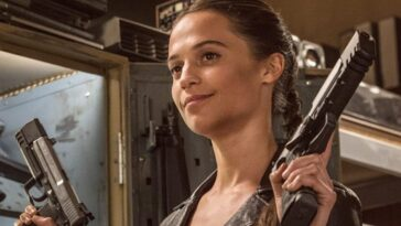 Alicia Vikander Espère Que Tomb Raider 2 Trouvera Son Chemin,