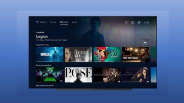 Android Tv Bénéficie De Nouvelles Fonctionnalités, Notamment Des Pages De