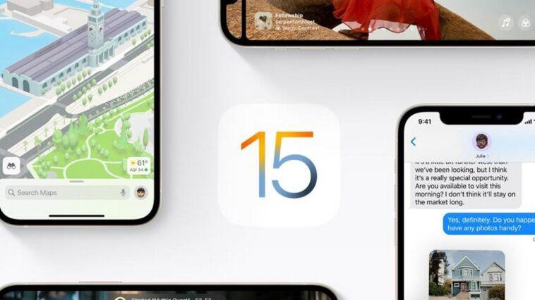 Apple Lance Ios 15, La Première Version Bêta Publique D'ipados