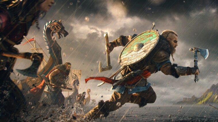 Assassin's Creed Valhalla : La date de sortie de The Siege of Paris semble fixée au mois d'août