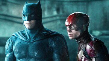 Batfleck Est De Retour Alors Que Batman De Ben Affleck