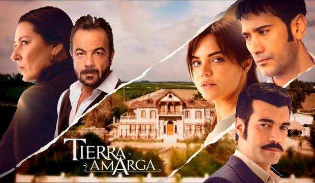 Il s'agit d'une série télévisée turque de 2018 produite par Tims & B Productions, dont l'intrigue a une renommée internationale.  (Photo : VTT Turquie)