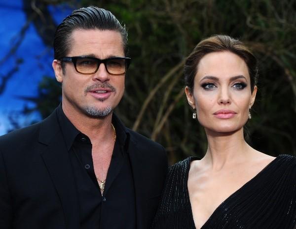 Angelina Jolie et Brad Pitt se sont séparés.  Photo: (Getty)