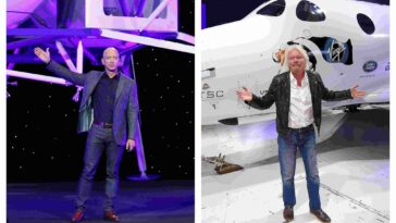Branson Vs Bezos : Les Deux Milliardaires Sont Prêts à