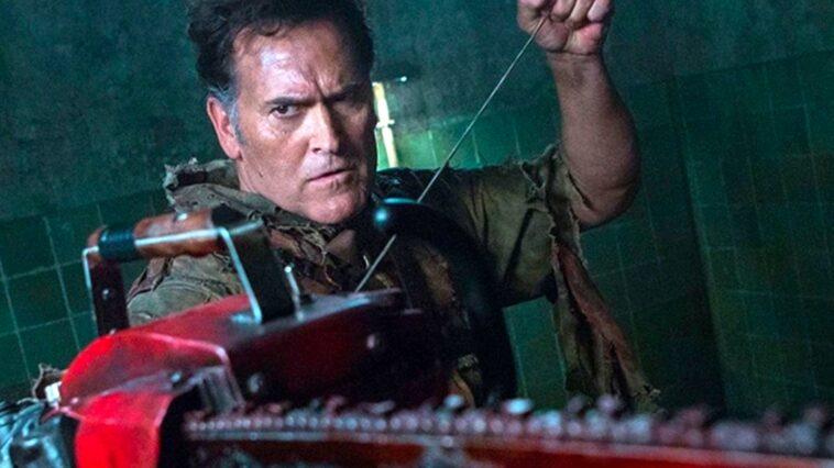 Bruce Campbell Confirme Qu'il N'est Pas Dans Evil Dead Rise
