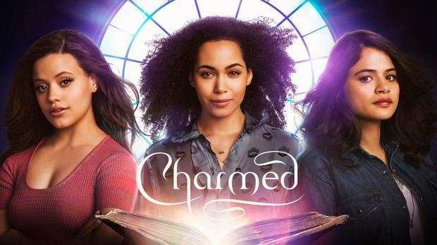 """Sarah Jeffery, Madeleine Mantock et Melonie Diaz étaient les stars du reboot de """"Charmed"""" (Photo : The CW)"""