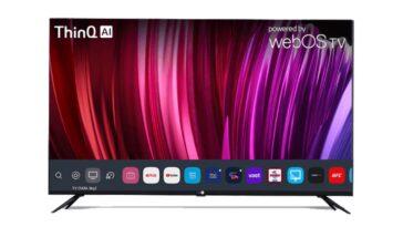 Daiwa Lance Les Smart Tv 4k Alimentées Par Webos Tv