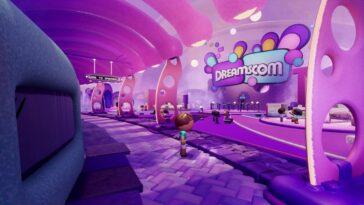 Digital Gaming Expo DreamsCom est officiellement ouvert dans Dreams sur PS4