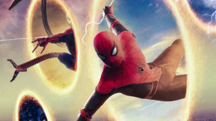 Faux Spider Man : Les Affiches De No Way Home Apparaissent
