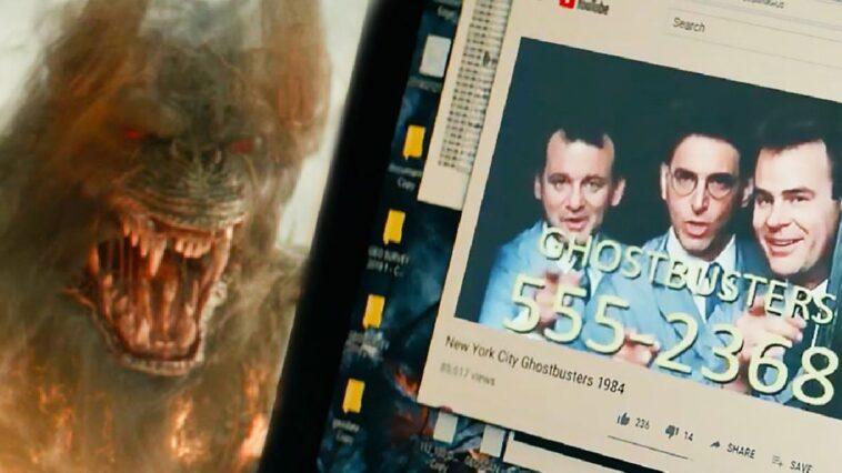 Ghostbusters: Afterlife Trailer #2 Taquine Le Retour Des Ghostbusters Originaux