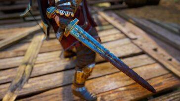 Guide : Assassin's Creed Valhalla : Comment obtenir la nouvelle épée à une main, Skrofnung, et est-ce que cela vaut la peine d'être utilisé ?